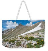 Colorado Elkhead Pass Weekender Tote Bag