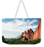 Colorado - Garden Of The Gods Weekender Tote Bag