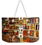 Colorado General Store Supplies Weekender Tote Bag
