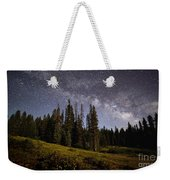 Colorado Milky Way Weekender Tote Bag