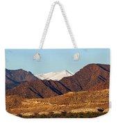 Colorado Mountain High Weekender Tote Bag
