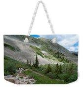 Colorado Mountain Landscape Weekender Tote Bag