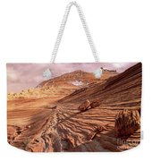 Colorado Plateau Sandstone Arizona Weekender Tote Bag