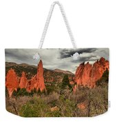 Colorado Red Rock Landcape Weekender Tote Bag
