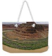Colorado River Gooseneck Weekender Tote Bag