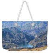 Colorado River View Weekender Tote Bag
