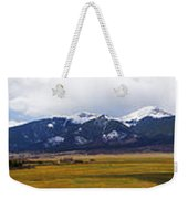 Colorado Rockies Panorama Weekender Tote Bag