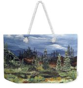 Colorado Skies Weekender Tote Bag