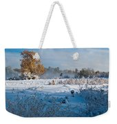 Colorado Waning Autumn And Approaching Winter Weekender Tote Bag by Cascade Colors