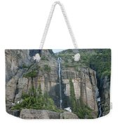 Colorado Waterfall Weekender Tote Bag