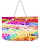 Colorburst Landscape Weekender Tote Bag