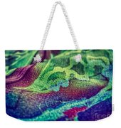 Colored 2 Weekender Tote Bag