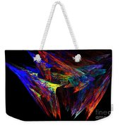 Colored Diamonds Weekender Tote Bag