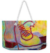 Colored Lights All Over My Skates Weekender Tote Bag