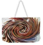 Colored Pencil Rose Weekender Tote Bag