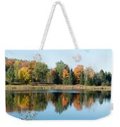 Colored Water Weekender Tote Bag