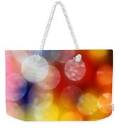 Colorful Abstract 4 Weekender Tote Bag