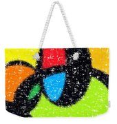 Colorful Abstract 5 Weekender Tote Bag