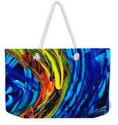 Colorful Abstract Art - Energy Flow 2 - By Sharon Cummings Weekender Tote Bag