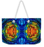 Colorful Abstract Art - Parallels - By Sharon Cummings  Weekender Tote Bag