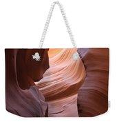 Colorful Antelope Canyon Waves Weekender Tote Bag