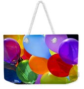 Colorful Balloons Weekender Tote Bag