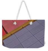 Colorful Bars Soap On Market In Provence Weekender Tote Bag