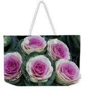 Colorful Cabbage  Weekender Tote Bag