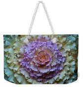 Colorful Cabbage Weekender Tote Bag