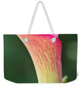 Colorful Calla Weekender Tote Bag
