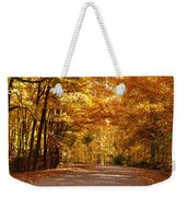 Colorful Canopy Weekender Tote Bag