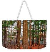 Colorful Carolina Forest Weekender Tote Bag
