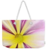 Colorful Clematis Weekender Tote Bag