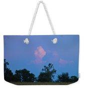Colorful Cloud Weekender Tote Bag