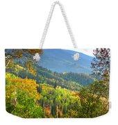 Colorful Colorado Weekender Tote Bag by Brian Harig