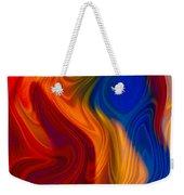 Colorful Compromises II Weekender Tote Bag
