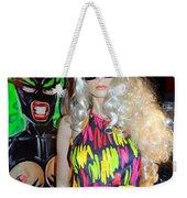 Colorful Cutie Weekender Tote Bag