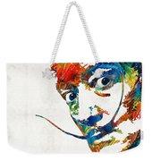 Colorful Dali Art By Sharon Cummings Weekender Tote Bag
