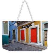 Colorful Doors Guanajuato Mexico Weekender Tote Bag