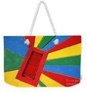 Colorful Drain Weekender Tote Bag