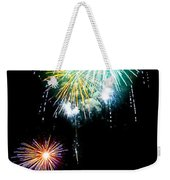 Colorful Explosions No3 Weekender Tote Bag