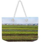 Colorful Fields Weekender Tote Bag