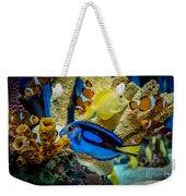 Colorful Fish Weekender Tote Bag