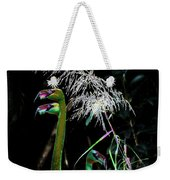 Colorful Flamingos Weekender Tote Bag
