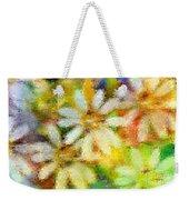 Colorful Floral Abstract II Weekender Tote Bag