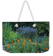 Colorful Flowers Along The Trail Weekender Tote Bag