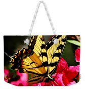 Colorful Flying Garden Weekender Tote Bag