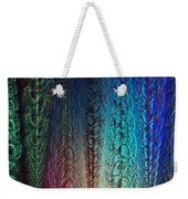 Colorful Garlands Weekender Tote Bag