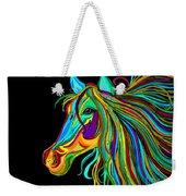 Colorful Horse Head 2 Weekender Tote Bag