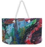 Colorful Impressionism Weekender Tote Bag
